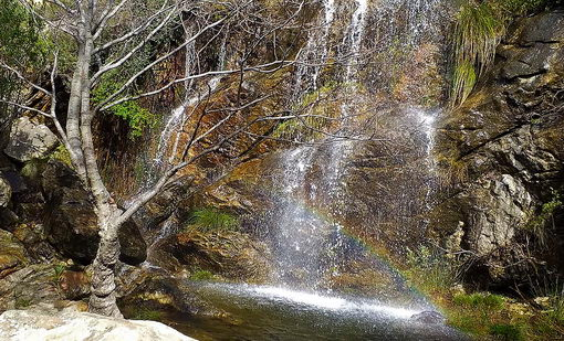 Keramoti to Routsouna (waterfall)